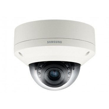 câmera Ip samsung dome anti vandalismo 2mp  infra cftv top