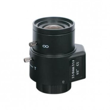 Lente Auto Iris Varifocal 3.5-8.0mm